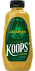 Koops Jalapeno Mustard, 12 oz. Bottle